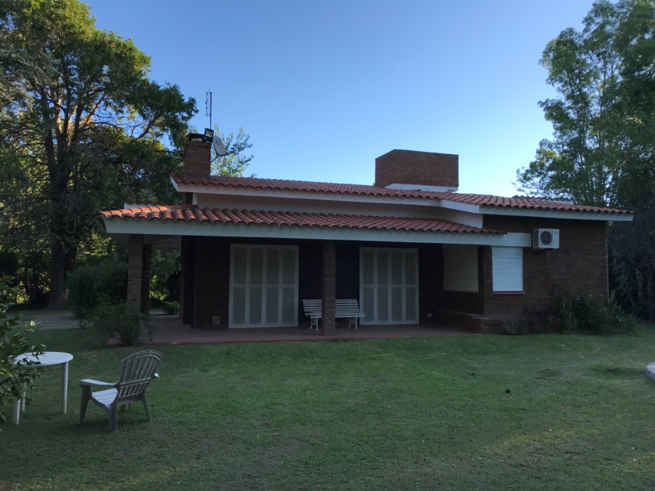 Chalet en zona residencial