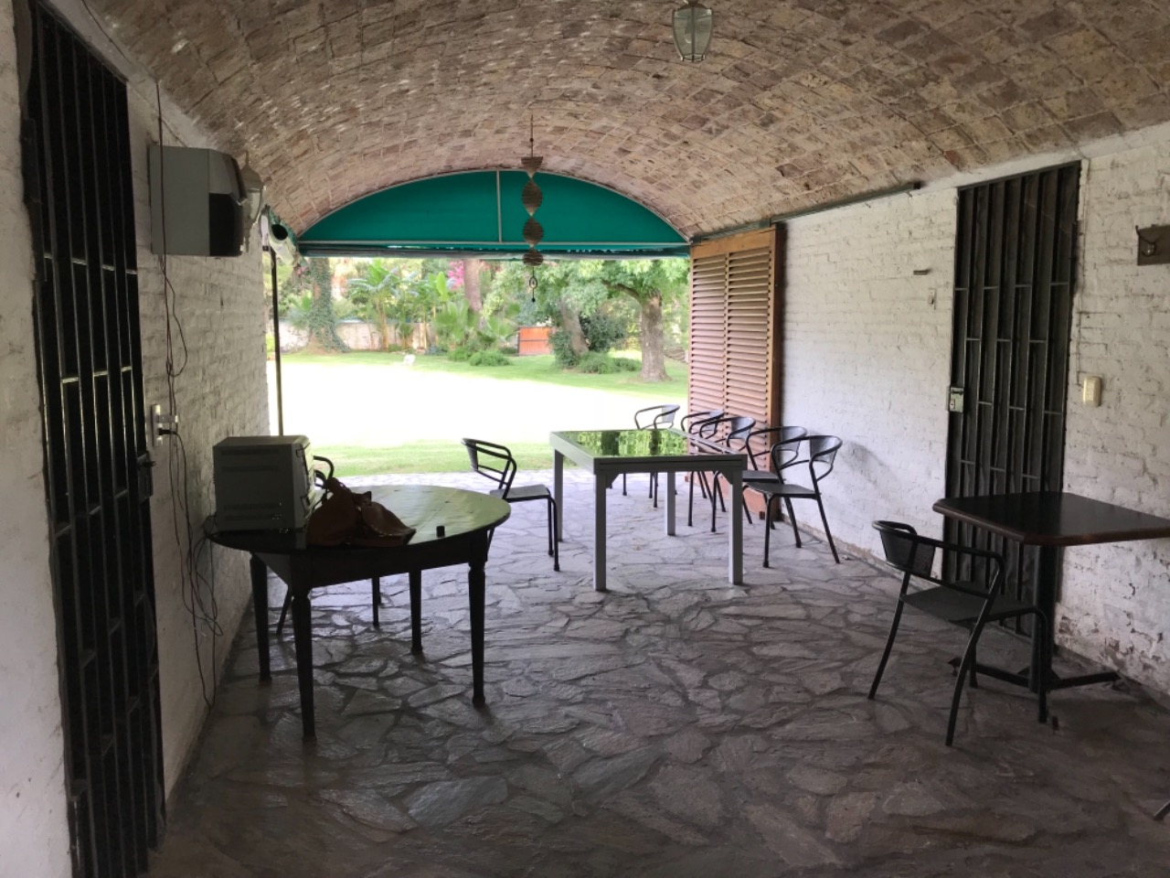 Construcción al estilo de Bóvedas catalanas