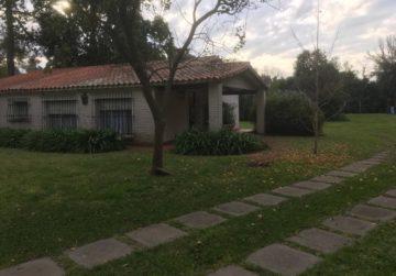 Casa quinta en zona residencial